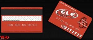 Karta Bezgotówkowa ELE Taxi 811 11 11