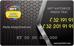 Karta bezgotówkowa - KATOWICE MPT
