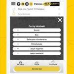 Aplikacja Taxi Polska Nord Taxi Kołobrzeg.