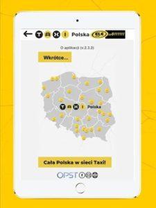 Taxi Polska Radmor Taxi Kołobrzeg OPST